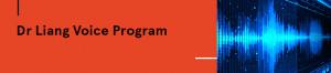 Dr Liang Voice program, The University of Sydney